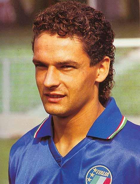 Roberto Baggio Italy image