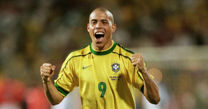 Ronaldo, Brazil