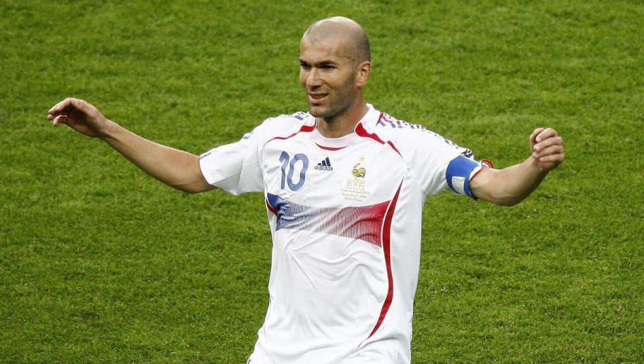 Zinedine Zidane in 2006