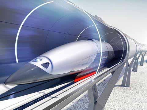 Hyperloop Trains image
