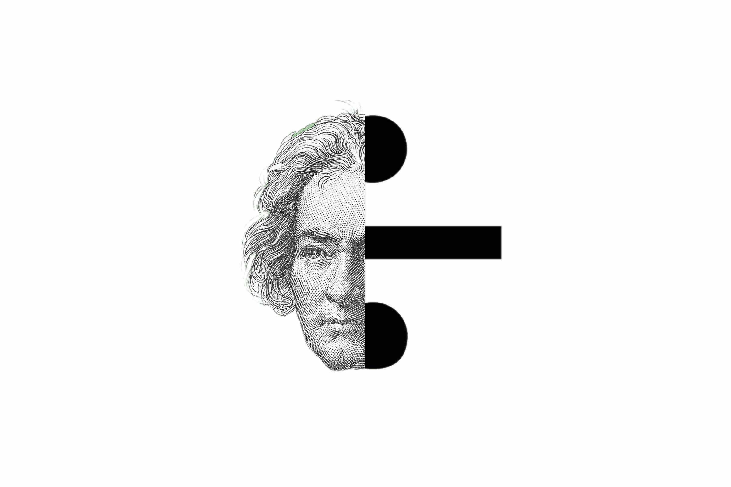 Beethoven never knew how to multiply or divide