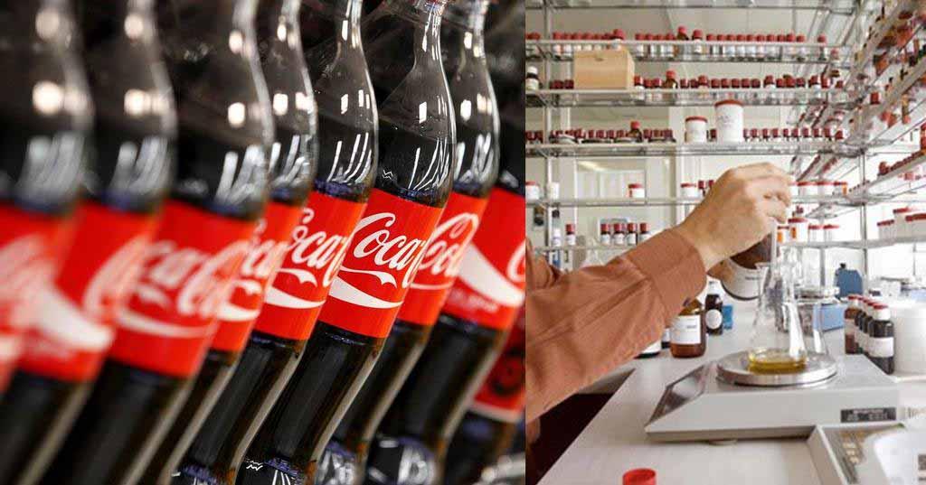 Formula of Coca Cola