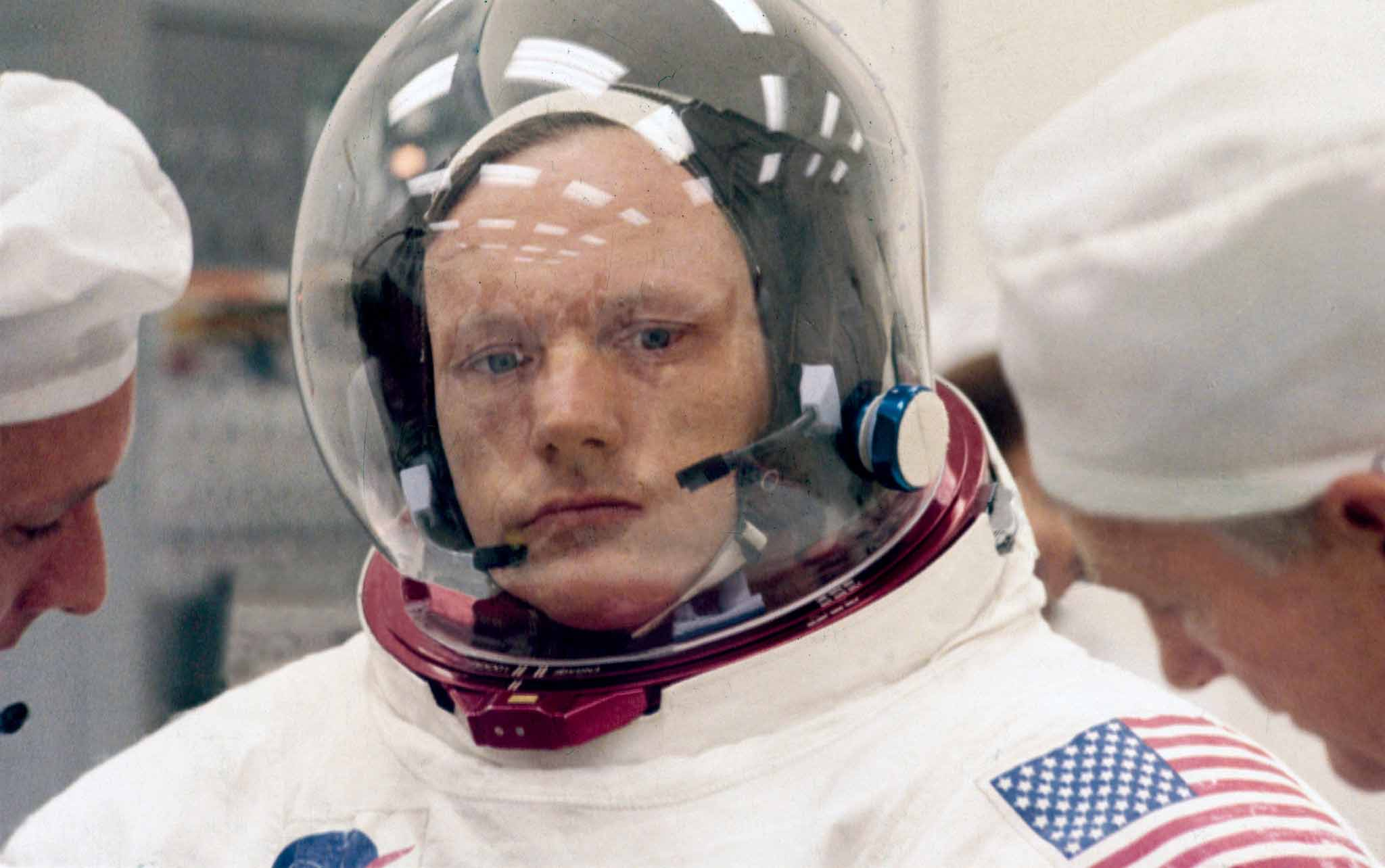Neil Armstrong's hair sold on 2004 fun fact