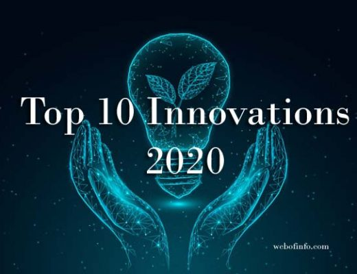 Top 10 Innovations 2020