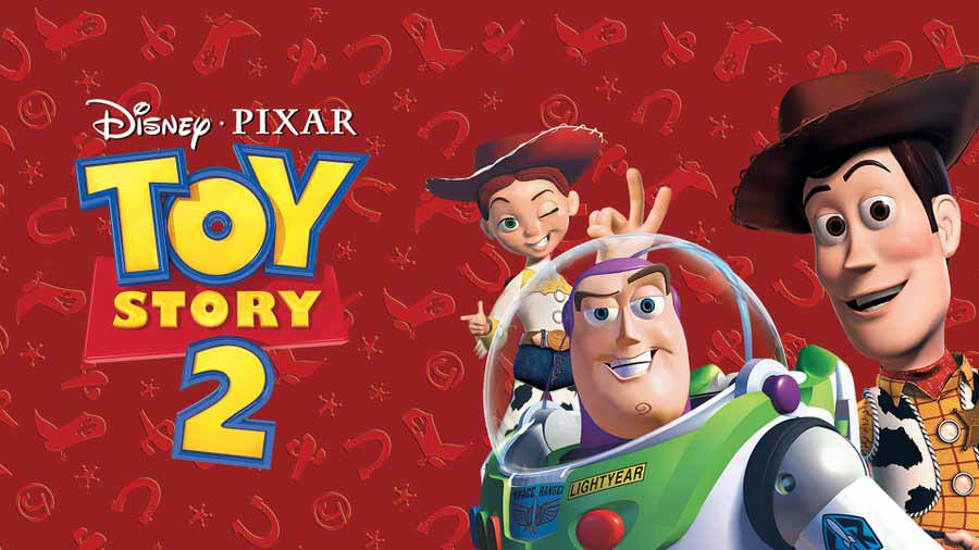 Toy Story 2 Animated Movie