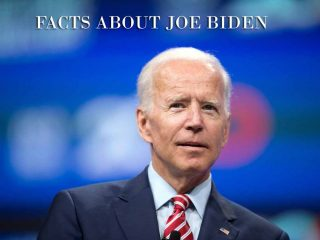 facts about joe biden us president