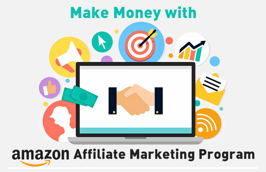 amazon affiliate and earning