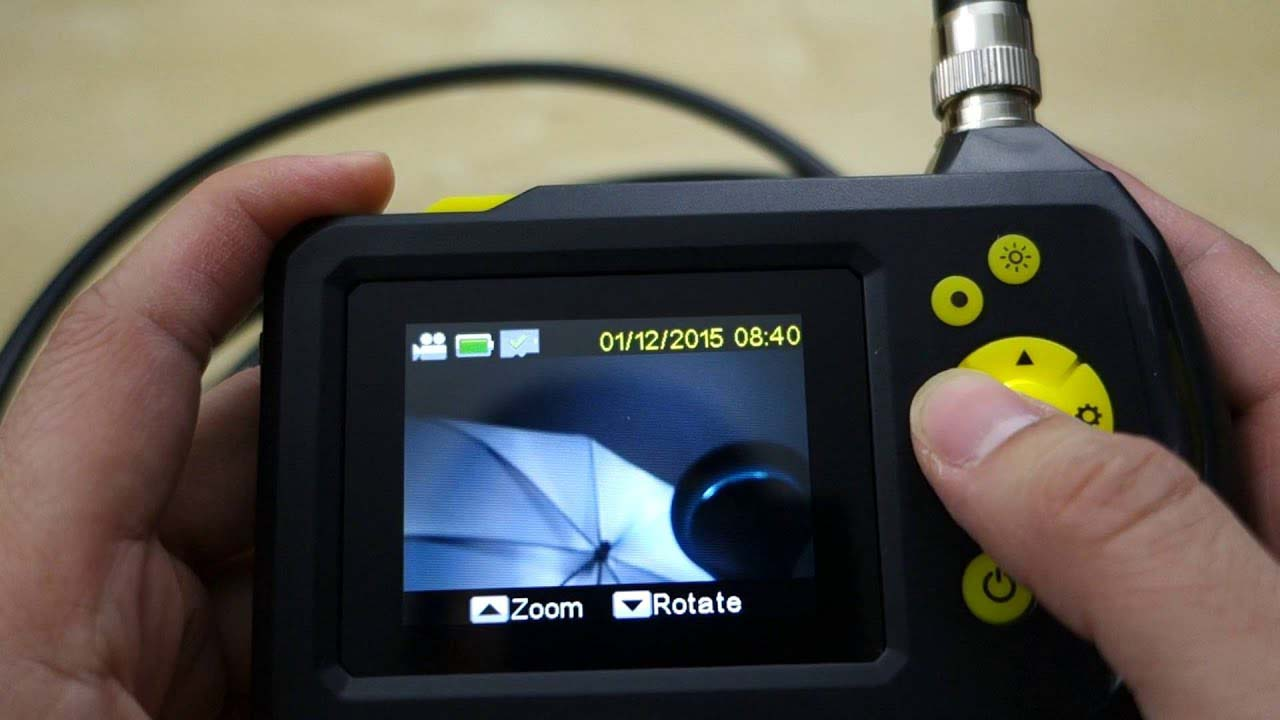 digital Endoscope essential tool for doctor