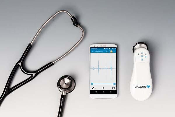 smart visual stethoscope