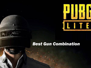 Best Gun Combination in PUBG Lite