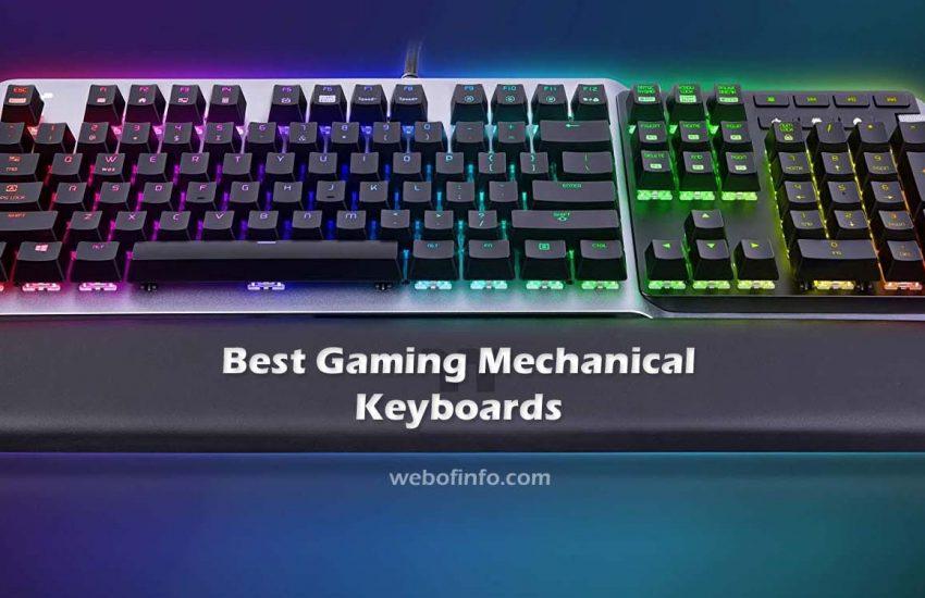 Best mechanical gaming keybords