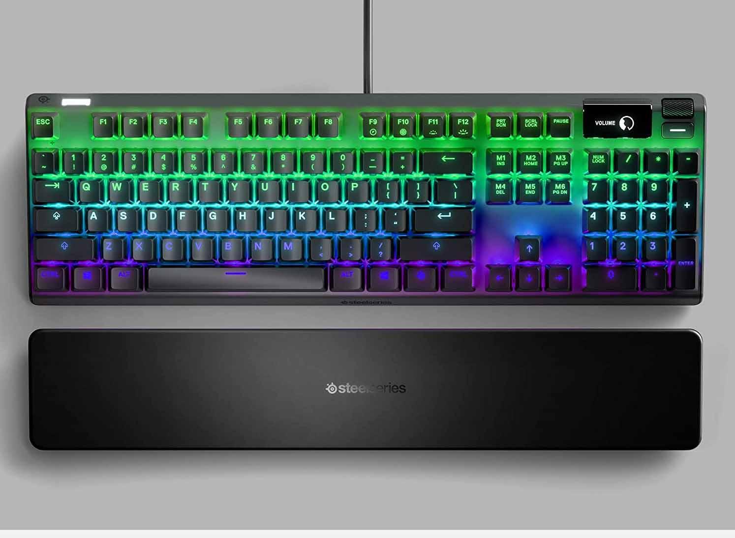 SteelSeries Apex 7 Mechanical Gaming Keyboard