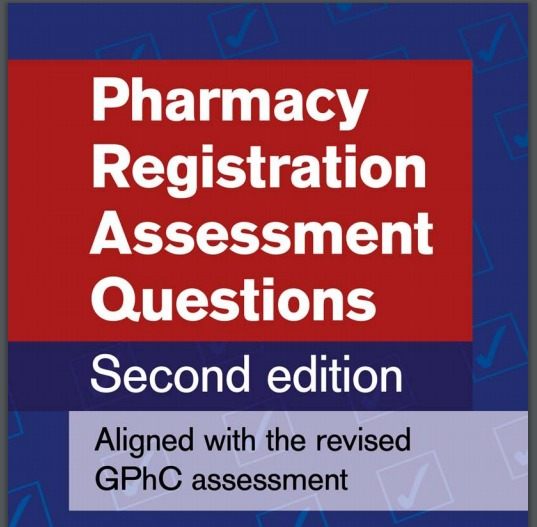 Pharmacy Registration Assessment Questions 2nd Edition free pdf