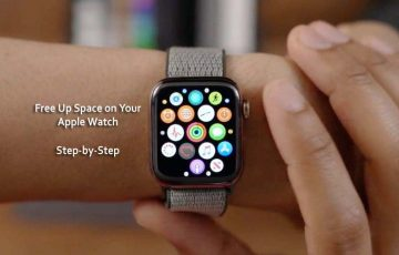 Free Up Space on Your Apple Watch