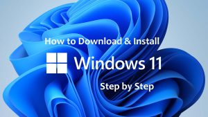 How to Download and Install Windows 11 ISO
