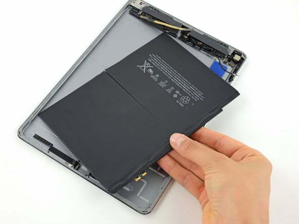 Replace a Dead iPad Battery