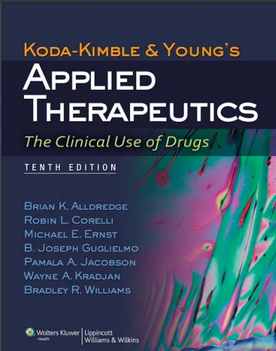 Koda-Kimble Applied Therapeutics 10th edition