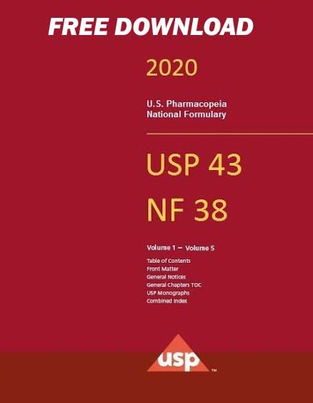 USP 2020 free download