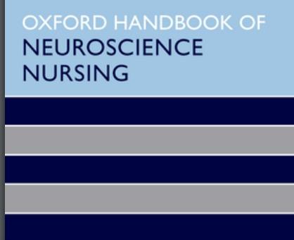 Oxford Handbook of Neuroscience Nursing 2nd Edition