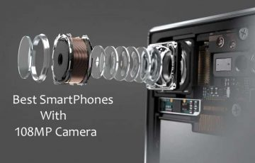 Mobilephones with 108mp camera