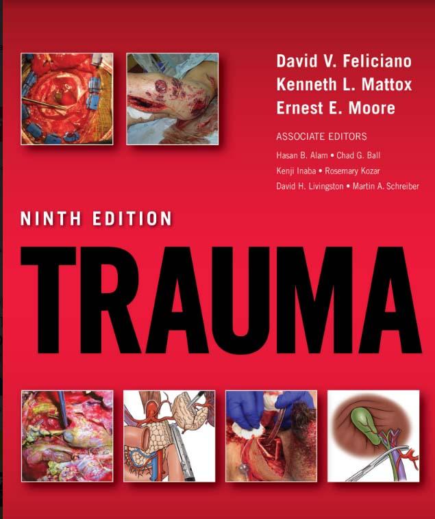 Mattox Trauma 9th editon pdf