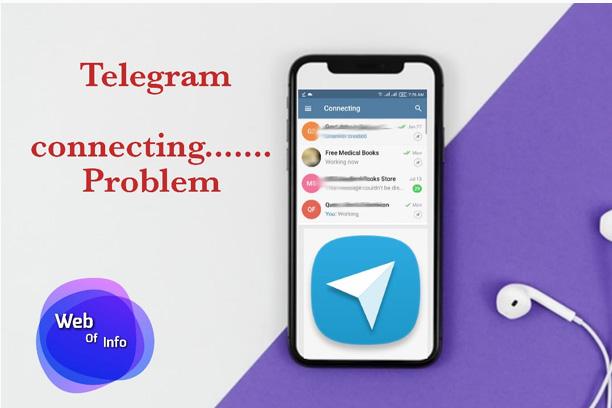 telegram is not connecting