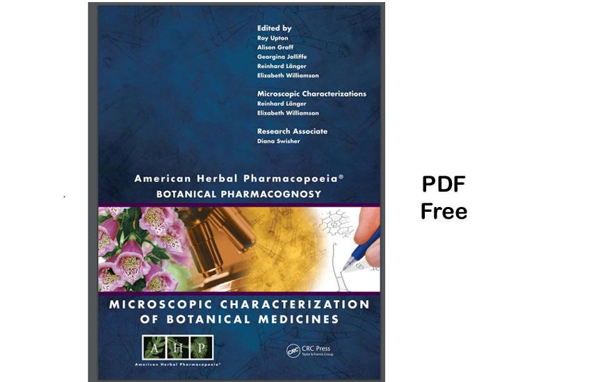 American Herbal Pharmacopoeia PDF Free