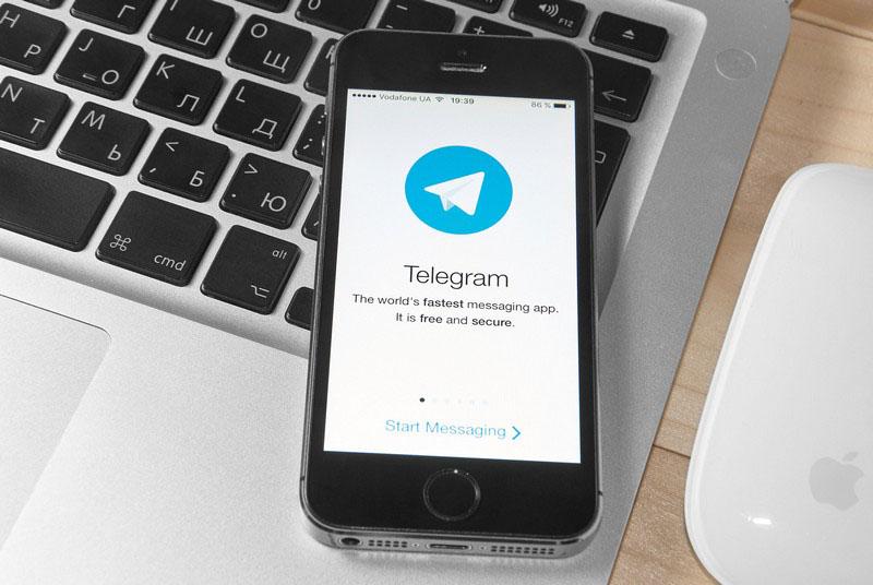 Learn English using Telegram