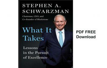 What It Takes pdf